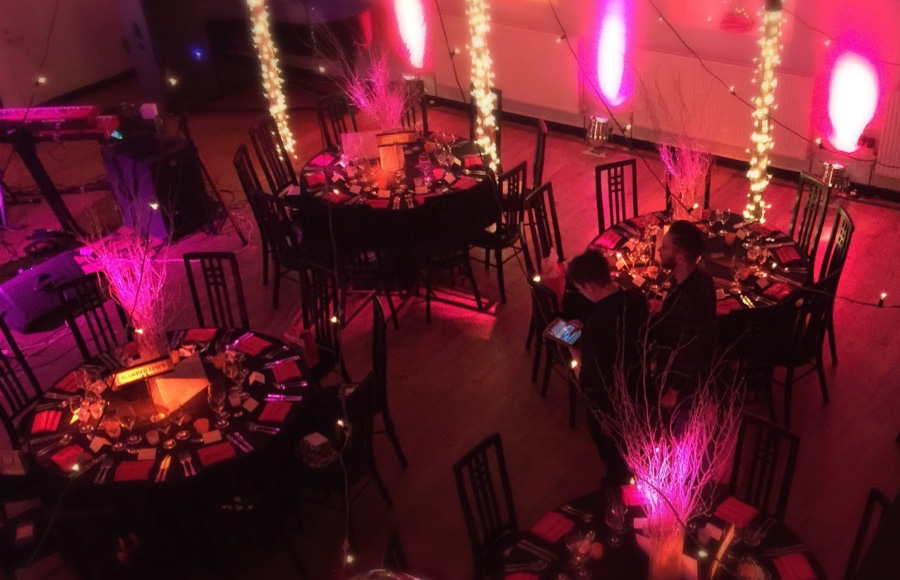 Corporate Parties - Food Events