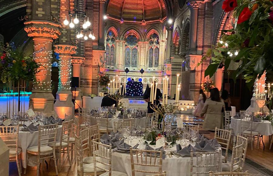 Weddings - Food Events
